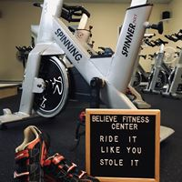 Believe Fitness Center