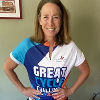 Great Cycle Challenge USA - Riders - Patricia Carroll