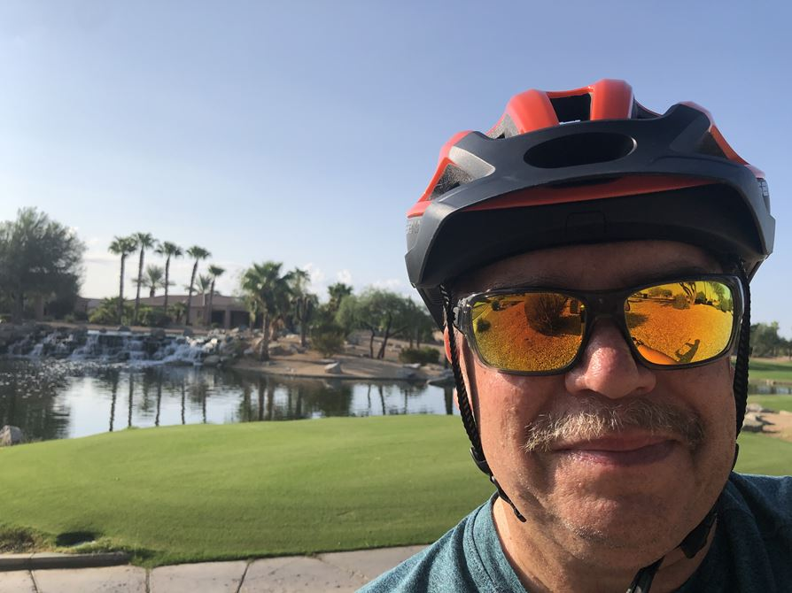 First Day of the Great Bicycle Challenge