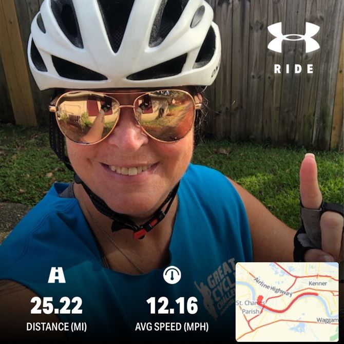 First ride in the books!