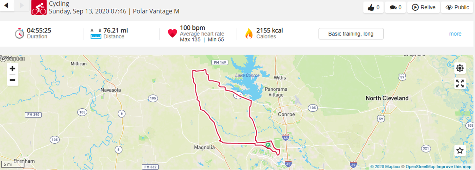 September 13th Ride