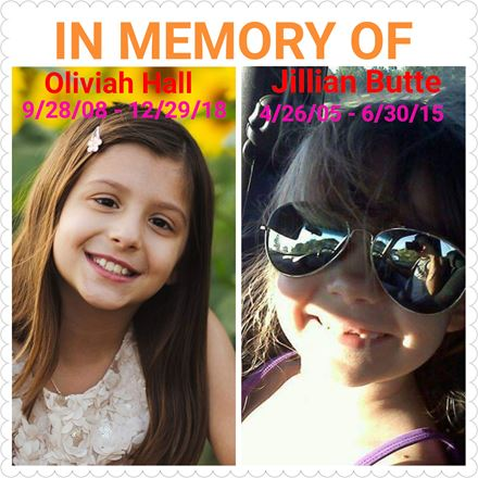 Ryder Getchis and In memory of Jillian Butte