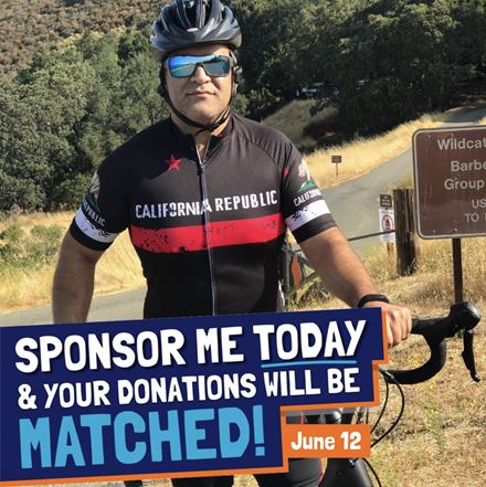 Great Cycle Challenge USA - Riders - Mohammad Ziaee