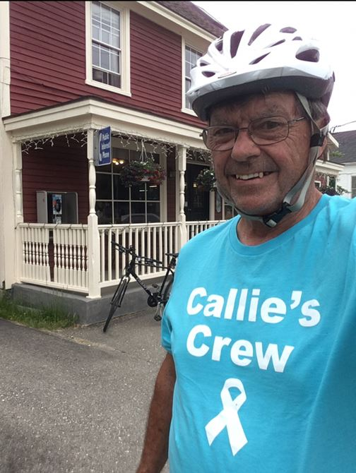 Riding For Callie